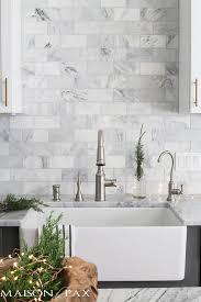 marvelous charming carrara marble tile backsplash best 25 marble subway tiles ideas on white fireplace