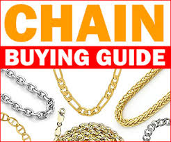 Necklace Width Chart Chain Buying Guide 10 Things To Consider When Buying A