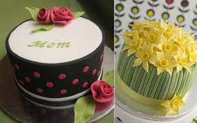 Mothers Day Cakes Cake Geek Magazine