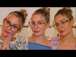 As she was making a fashion statement with the glasses, hilary kept the rest of her look muted and monochrome. Glasses Usa Lookbook Youtube