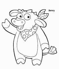 Small Picture Dora Coloring Pages Coloring Pages To Print