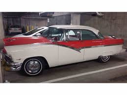 1956 Ford VICTORIA 4 DOOR HARD TOP for Sale | ClassicCars.com | CC ...