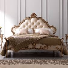 Ornate Bedroom Furniture Luxury Ornate Carved Rococo Bed Juliettes Interiors Chelsea
