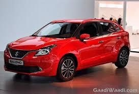 new car launches australiaMaruti Suzuki Baleno Starts Exporting to USA Australia and New