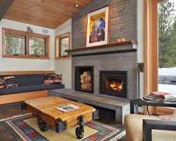 Ethanol Fireplace  HouzzHouzz Fireplace