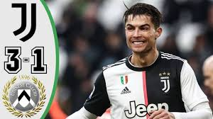 Juventus vs Udinese 3 1 Highlight & All Goals 2019 - YouTube