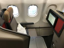 Review South African Airways A330 300 Business Class