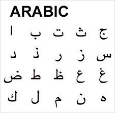 Arabic Alphabet Letters Download - April.onthemarch.co