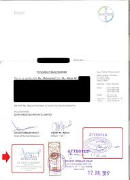 All About Pharmacy In Saudi Arabia Attestation Of Experience Letter