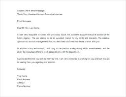 Ideas Collection Sample Thank You Letters For Internal Job