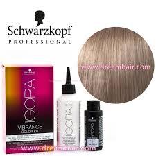 Igora Vibrance Shade Chart Schwarzkopf Igora Vibrance Kit 9 00