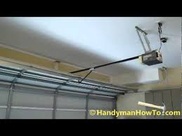 chain drive garage door openerNoisy Chain Drive Garage Door Opener Demonstration  YouTube