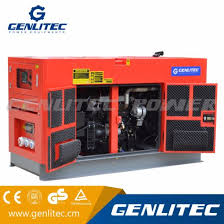 China Super Silent 10kVA 3 Phase Home Use Electric Diesel Generator