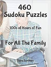 Amazon | 460 Sudoku Puzzles: For The Whole Family | Summers, Dave | Sudoku