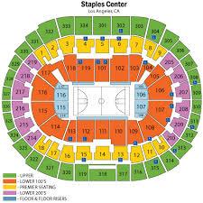 Faithful Laker Seating Chart Staples Center Staples Center