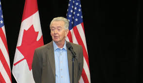 Stephen Harper and Preston Manning, joined at the hip by history and not  particularly liking it, make changes - Alberta Politics
