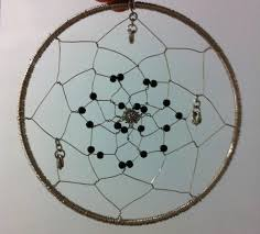 Wire Wrap Dream Catcher Tutorial Wire Dreamcatcher 100 Steps with Pictures 32