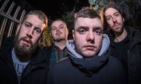 Formed hardcore quartet thursday