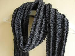 Mens Scarf Crochet Pattern Classy Crochet Pattern Chunky Scarf Crochet Mens Scarf Crochet Etsy