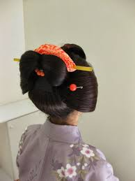 Chopstick Hairstyle dont put chopsticks in your hair is that a thing now 5102 by wearticles.com