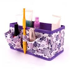 portable jewelry box large cosmetic organizer box make up case for make up toolslockable black