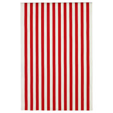sofia fabric wide stripe red white weight 0 92 oz sq ft