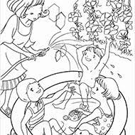 花大人の塗り絵教室無料my介護の広場