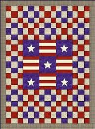 Free Union & Confederate Soldier's Patriotic Quilt Patterns & Confederate quilt Adamdwight.com