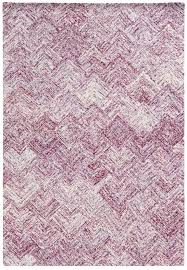 pink lavender and white geometric wool rug woodwaves