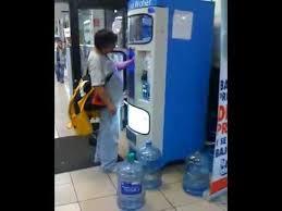 Walmart Vending Machine Cool Water Vending Machines In Walmart Centro America YouTube