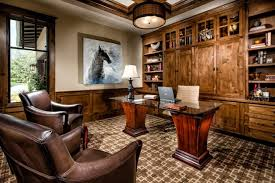 Traditional office design Interior Centimet Decor 21 Really Impressive Home Office Designs In Traditional Style That Wows