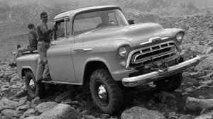 A Brief History Of How The Aftermarket Invented GM's 4WD Trucks