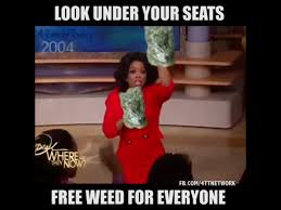Image result for oprah everyone gets a car