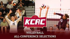 Anderson & Neira Named to All-KCAC Third Team   Bethel College Athletics