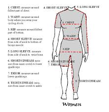 full body measurement chart womens size chart