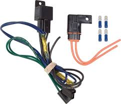 impala parts electrical and wiring wiring and connectors northern dual fan wire harness relay