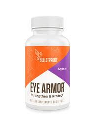Bulletproof Blue Light Eye Armor 60 Ct Vision Supplement Bulletproof