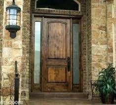 solid wood exterior doors exterior hung doors rustic knotty alder 2 panel solid wood entry door