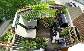 Small Picture Apartment Balcony Garden Design HOMEMILLION