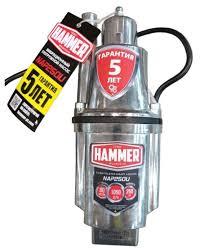 <b>Колодезный насос</b> Hammer NAP 250U (10) (250 Вт) — купить по ...