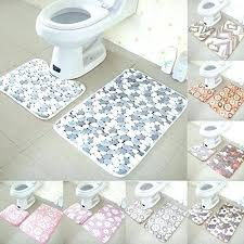 gold bath mats light gold bathroom mats set c fleece memory foam rug kit toilet pattern gold bath mats