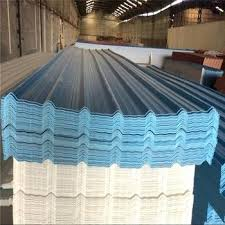 pvc roof panels corrugated fiberglass