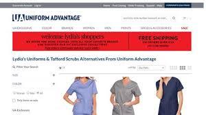 Uniform Advantage Size Chart Tafford Reviews 50 Reviews Of Tafford Com Sitejabber