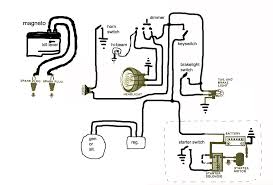 horn switch and magneto wiring diagram jpg tecumseh engine wiring diagram for tvt691 wiring diagram force ignition switch