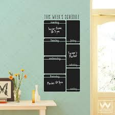 chalkboard calendar wall decal together with chalkboard calendar wall decal chalkboard calendar wall stickers zne