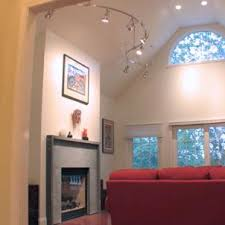 Vaulted ceiling lighting options Family Room Drop Ceiling Vaulted Ceiling Lighting Options Heather Swift Best Lights For High Ceilings Decorating Vaulted Wood Craftycow Vaulted Ceiling Lighting Options High Ceilings Decorating Best
