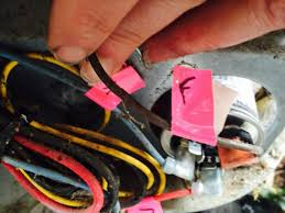 rescue motor wiring diagram rescue image wiring replacing emerson condenser fan motor rescue 5 wire on rescue motor wiring diagram