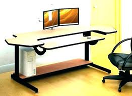 big computer desk office large glass top s table india