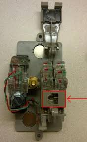 wiring a do it yourself guide support bell aliant the area marked in red in the diagram above is where you would plug in a landline phone if you hear a dial tone when a phone is connected into this outlet
