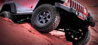 Choosing Tires For Your Jeep Teraflex